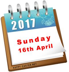 Date Sunday Of 2018 In Easter