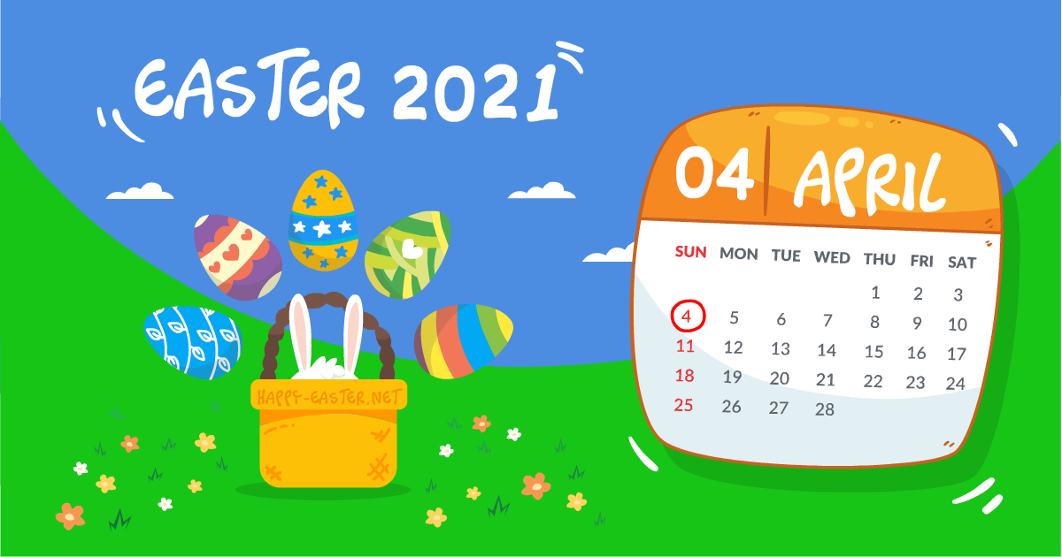 when is easter sunday 2020