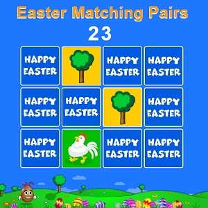Easter Matching Pairs