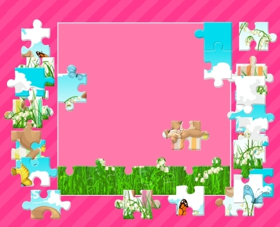36 Piece Jigsaw Puzzle