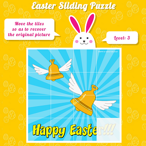 Easter Sliding Puzzle